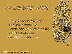 Galeone d'oro