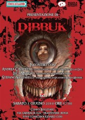 "Presentazione di ""Dibbuk"""
