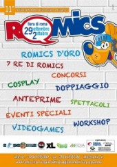Romics 2011