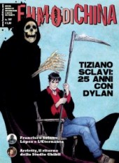 Dylan Dog su Fumo di china