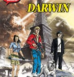 Darwin - Copertina